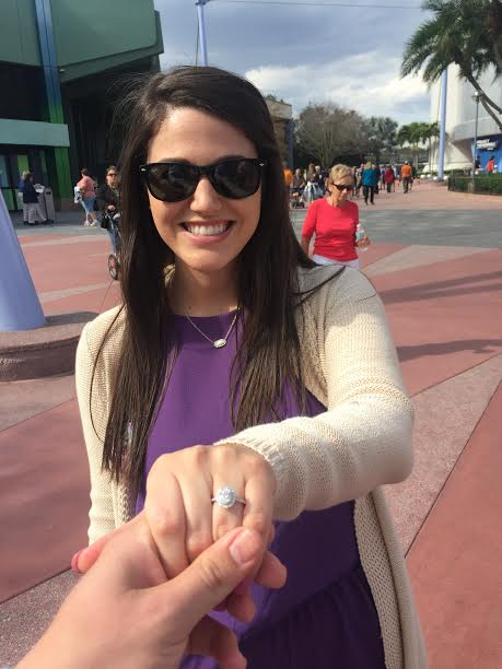 Marriage Proposal Ideas in Epcot- Disney World