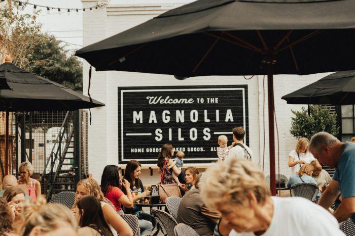 Megan and Alex's Engagement in Magnolia Market