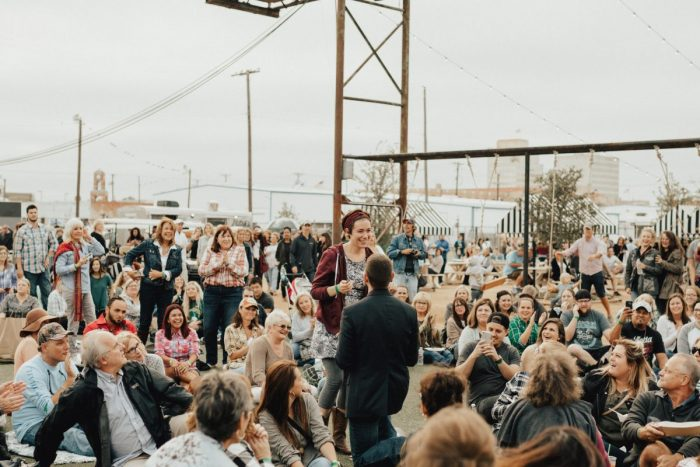 Marriage Proposal Ideas in Magnolia Market