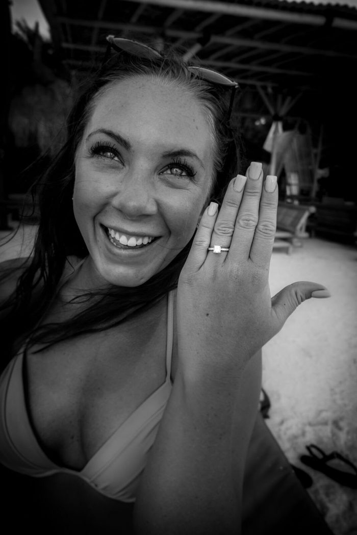 Where to Propose in Gili Air, Indonesia