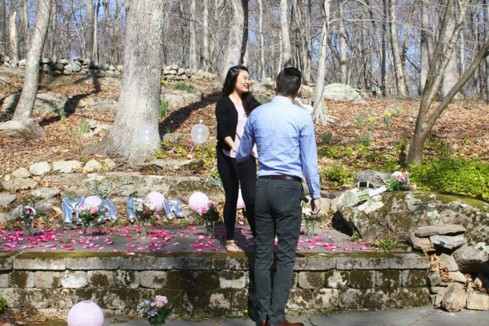 Marriage Proposal Ideas in Old Lyme, Connecticut