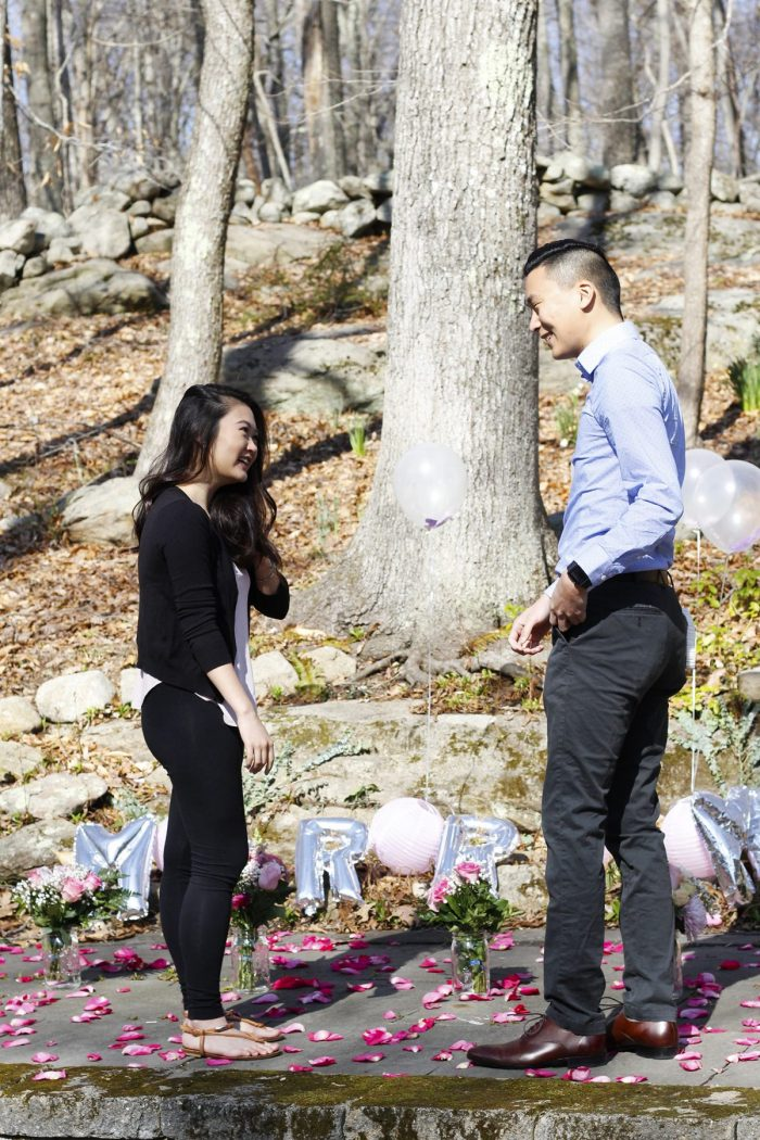 Engagement Proposal Ideas in Old Lyme, Connecticut