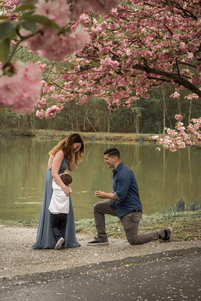Wedding Proposal Ideas in Washington Lake Park, NJ