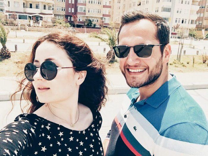 Dilem and ömer Faruk's Engagement in atakum sahil