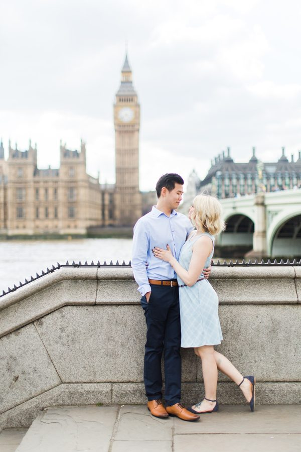 Where to Propose in London, United Kingdom