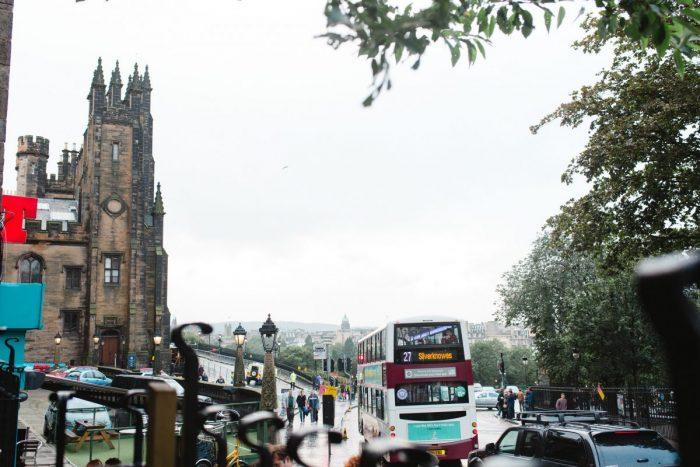 Wedding Proposal Ideas in Edinburgh, Scotland