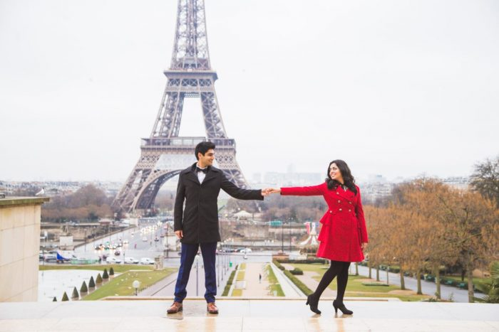 Marriage Proposal Ideas in Paris