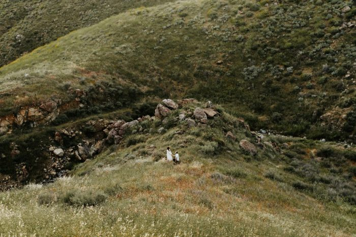 Kaley's Proposal in Walker Canyon, Lake Elsinore, CA