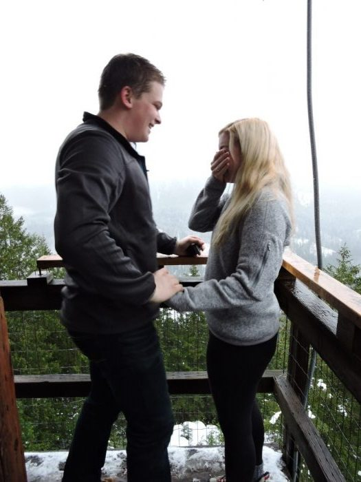 Image 1 of Carlie and Anders