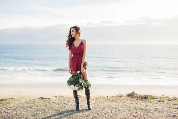 Engagement Proposal Ideas in Malibu, California