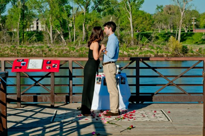 Wedding Proposal Ideas in Omaha, NE