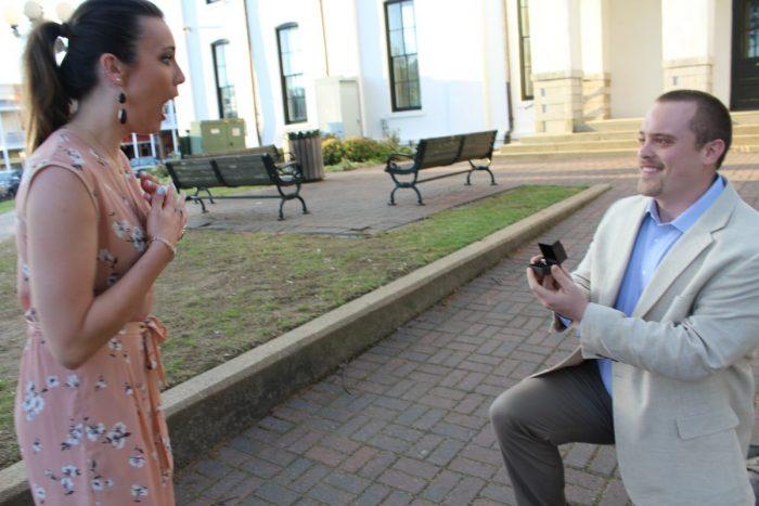 Wedding Proposal Ideas in Oxford, MS