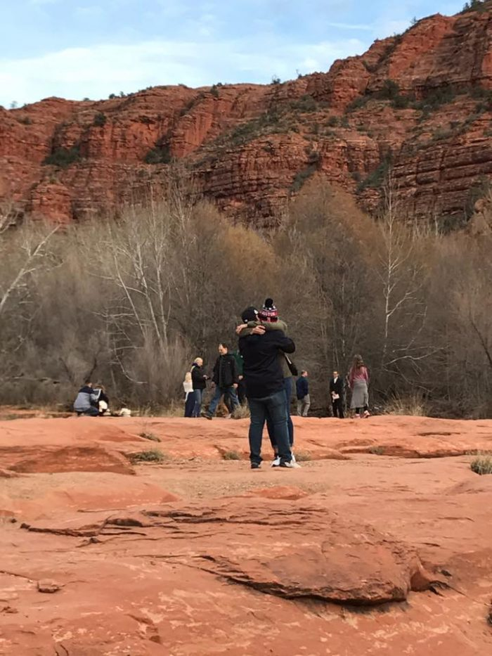 Makayla's Proposal in Sedona, AZ
