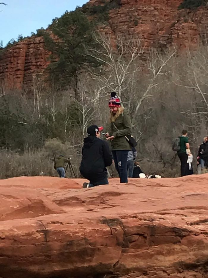 Marriage Proposal Ideas in Sedona, AZ