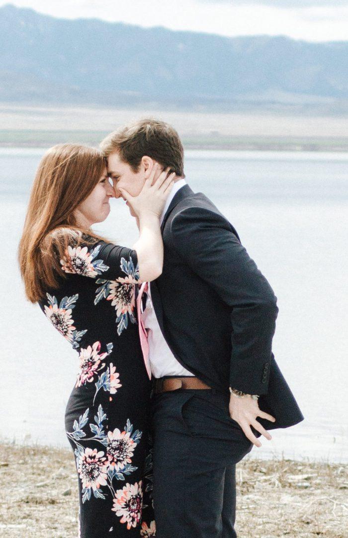 Marriage Proposal Ideas in Utah Lake