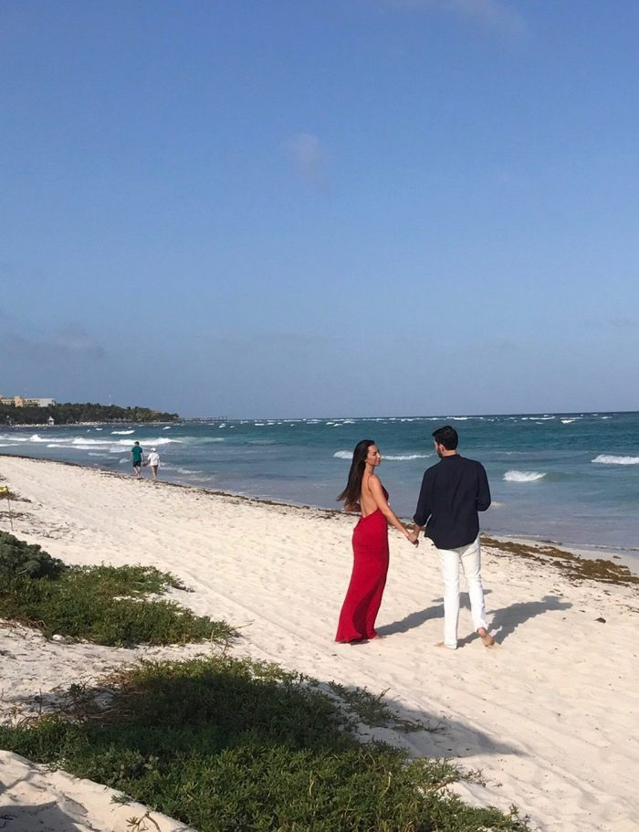 Where to Propose in Riviera Maya, Mexico