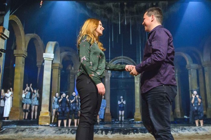 Engagement Proposal Ideas in Montenegrin National Theater