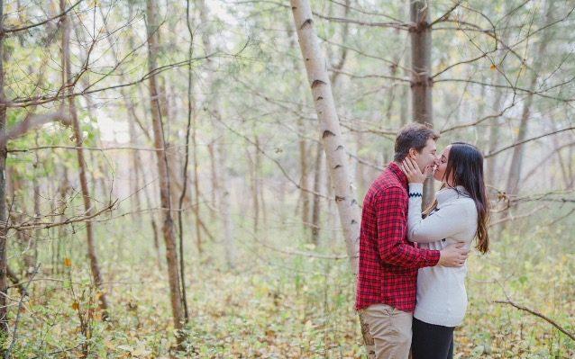 Image 1 of Lauren Grace and James Warren