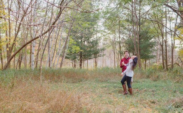 Image 3 of Lauren Grace and James Warren