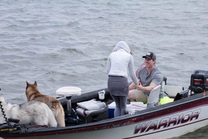 Wedding Proposal Ideas in Lake Minnetonka