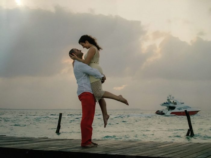 Wedding Proposal Ideas in Isla Mujeres, Mexico