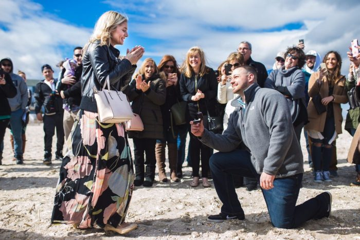 Wedding Proposal Ideas in On the beach in Point Pleasant, NJ