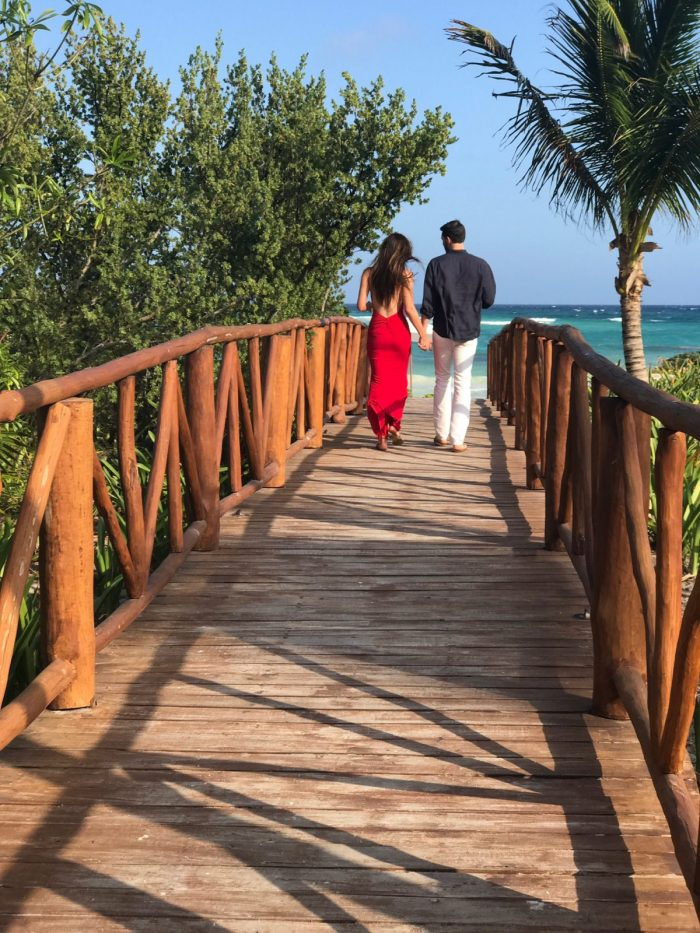 Engagement Proposal Ideas in Riviera Maya, Mexico