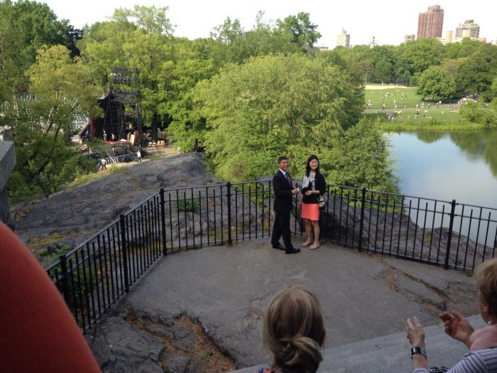 Proposal Ideas Central Park, New York City