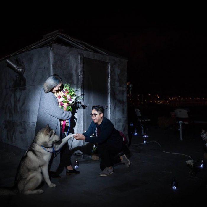 Kelly's Proposal in San Francisco, CA