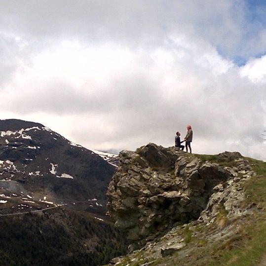 Where to Propose in Zermatt, Switzerland