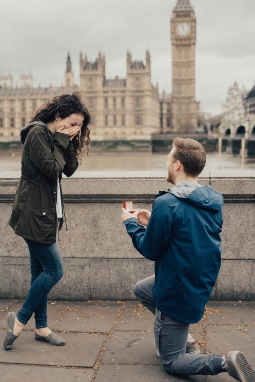 Proposal Ideas London, England