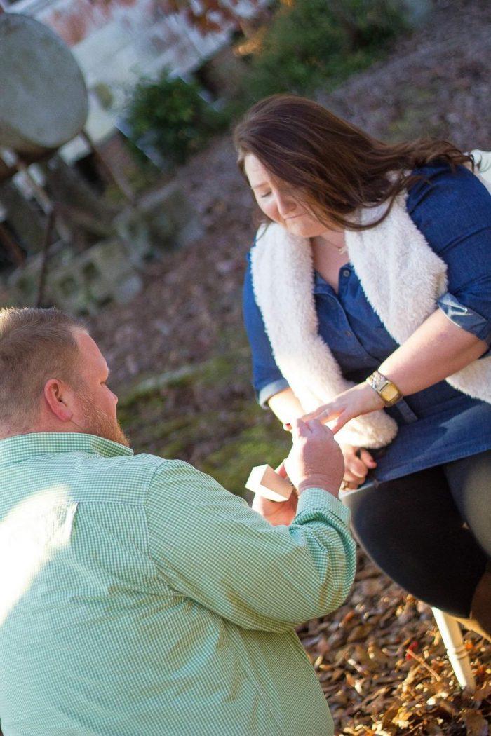 Marriage Proposal Ideas in Washington NC