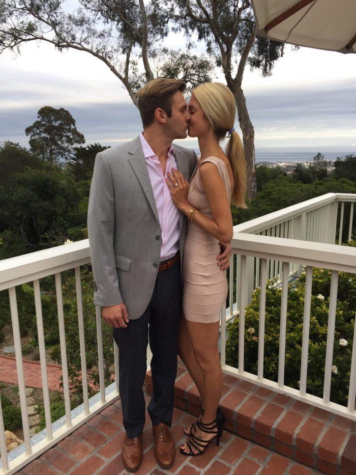 alex's Proposal in Santa Barbara
