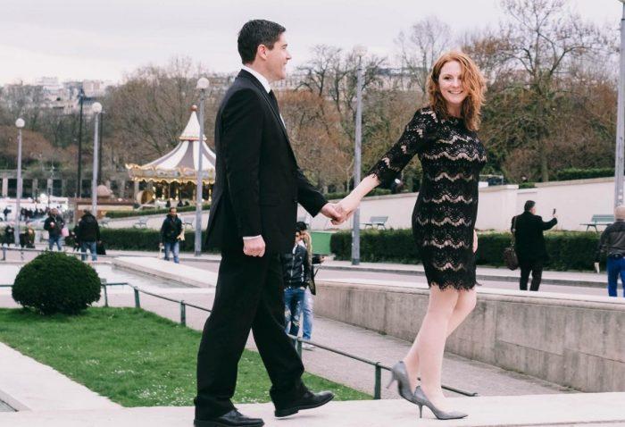 Marriage Proposal Ideas in Paris