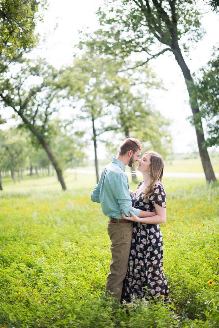 Marriage Proposal Ideas in University of Alabama Arboretum