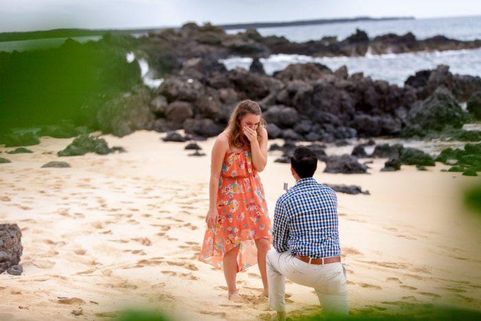 Wedding Proposal Ideas in Makena, Maui