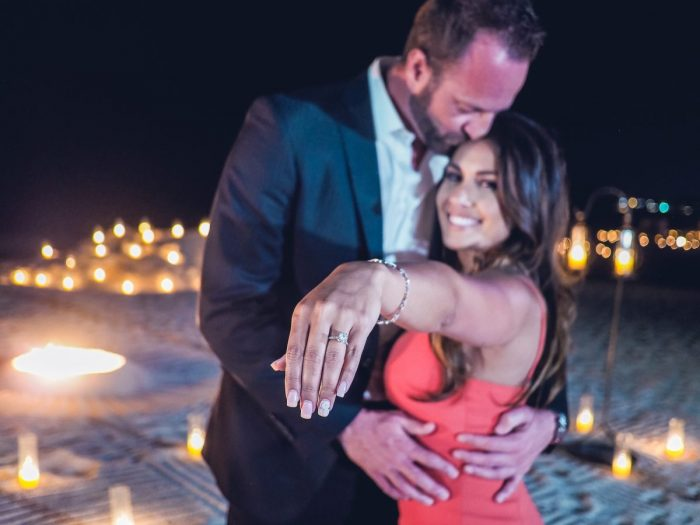 Engagement Proposal Ideas in Los Cabos, Mexico