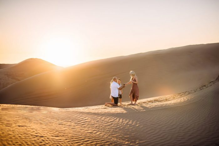 Where to Propose in Imperial Sand Dunes, California