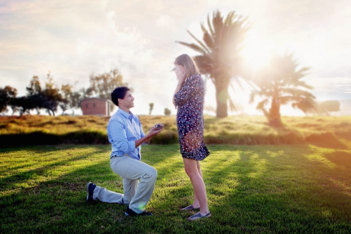 Engagement Proposal Ideas in Swakopmund, Namibia