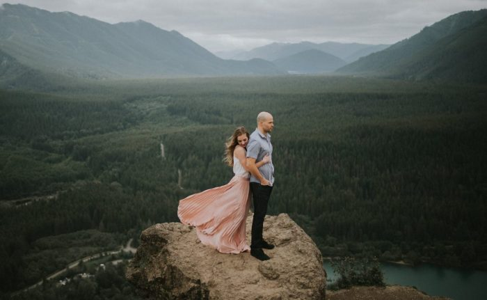 Engagement Proposal Ideas in Leavenworth, WA