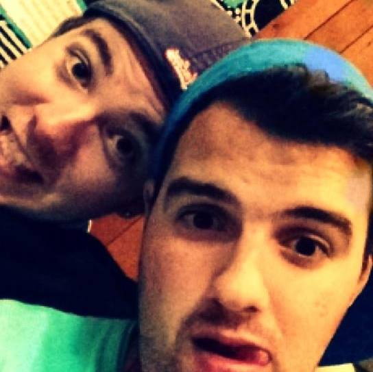 Image 2 of Ryan and Pedro