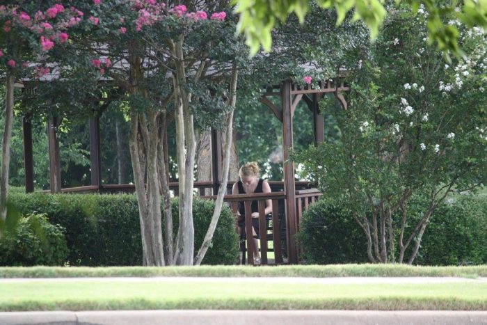 Engagement Proposal Ideas in Towne Lake in McKinney Texas