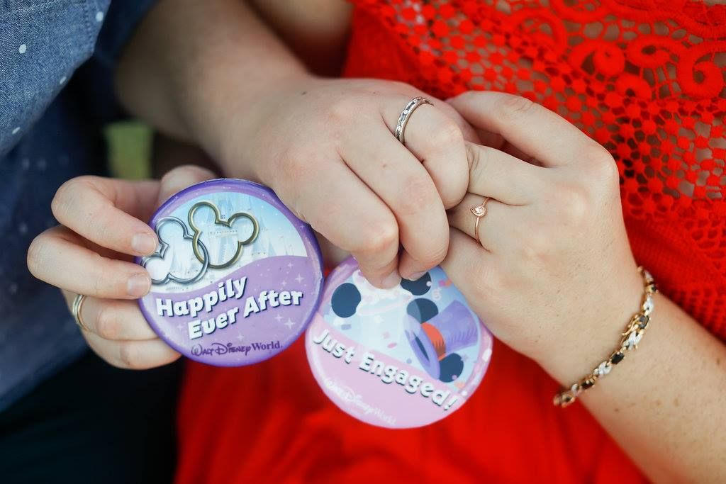 Where to Propose in Walt Disney World