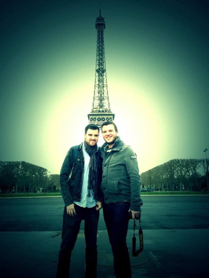 Image 1 of Ryan and Pedro