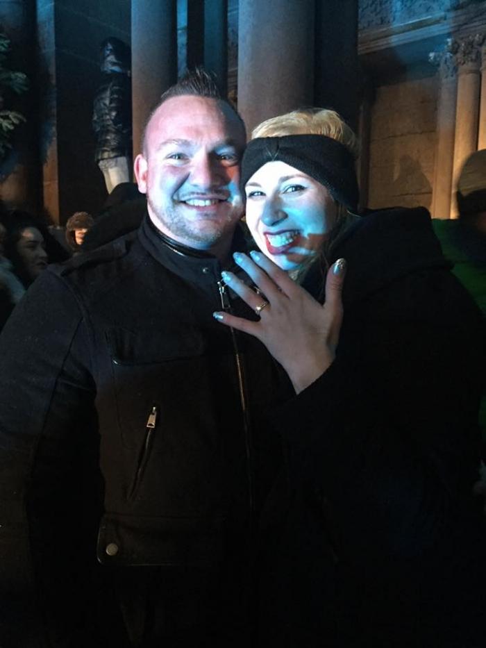 Wedding Proposal Ideas in Copley Square Boston, MA