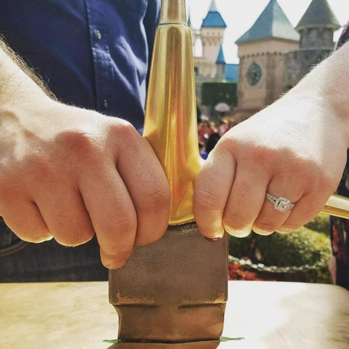 Engagement Proposal Ideas in Disneyland