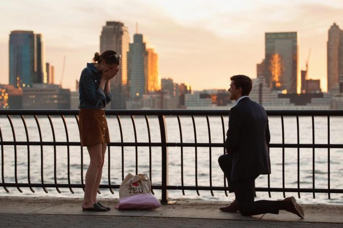 Where to Propose in Battery Park City, NY