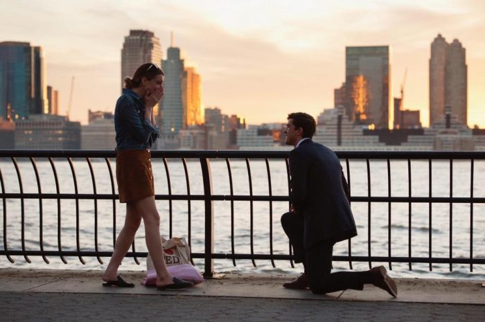 Engagement Proposal Ideas in Battery Park City, NY