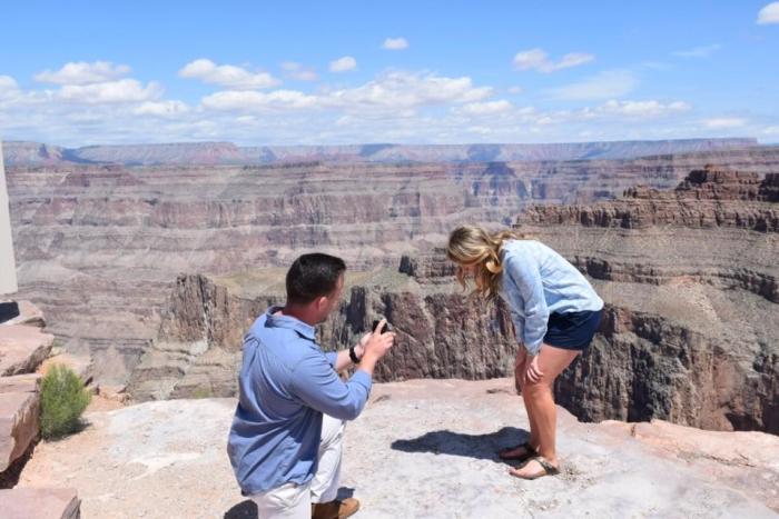 Proposal Ideas Grand Canyon - West Rim