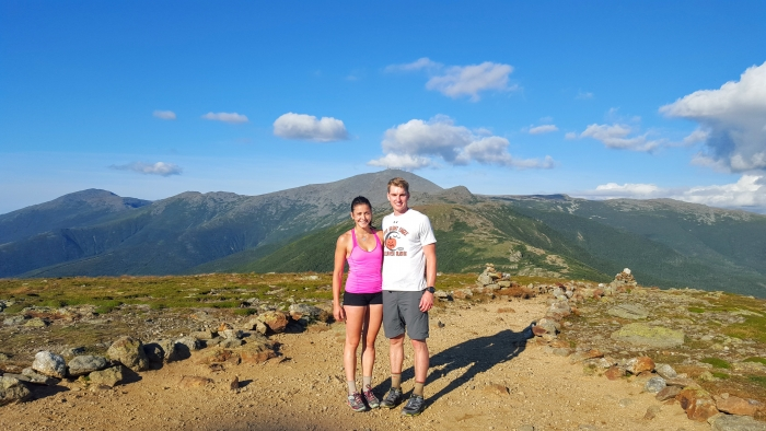 Marriage Proposal Ideas in Below the summit of Mount Marcy